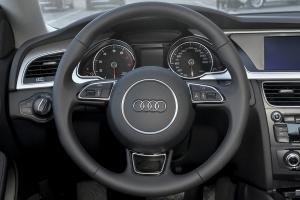 奥迪A5(进口)方向盘图片