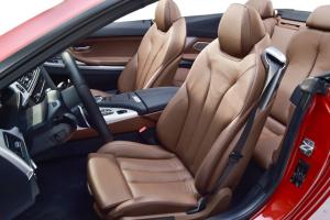 宝马6系驾驶员座椅图片
