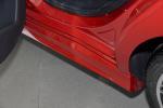进口奔驰A级 奔驰A260 外观-木星红