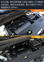SR7对比大迈X5