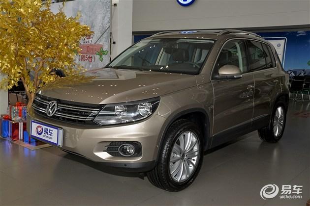 新款大众Tiguan上市 售32.88万-39.98万元