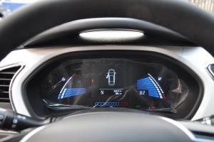 江淮iEV6S仪表盘背光显示图片