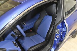 Rapide驾驶员座椅