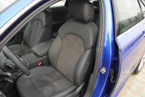 奥迪S6驾驶员座椅图片