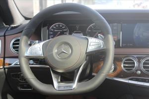 进口奔驰S级AMG 方向盘