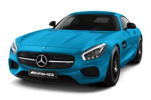 进口奔驰AMG GT 宝石蓝色
