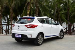 江淮iEV6S后45度(车头向右)图片