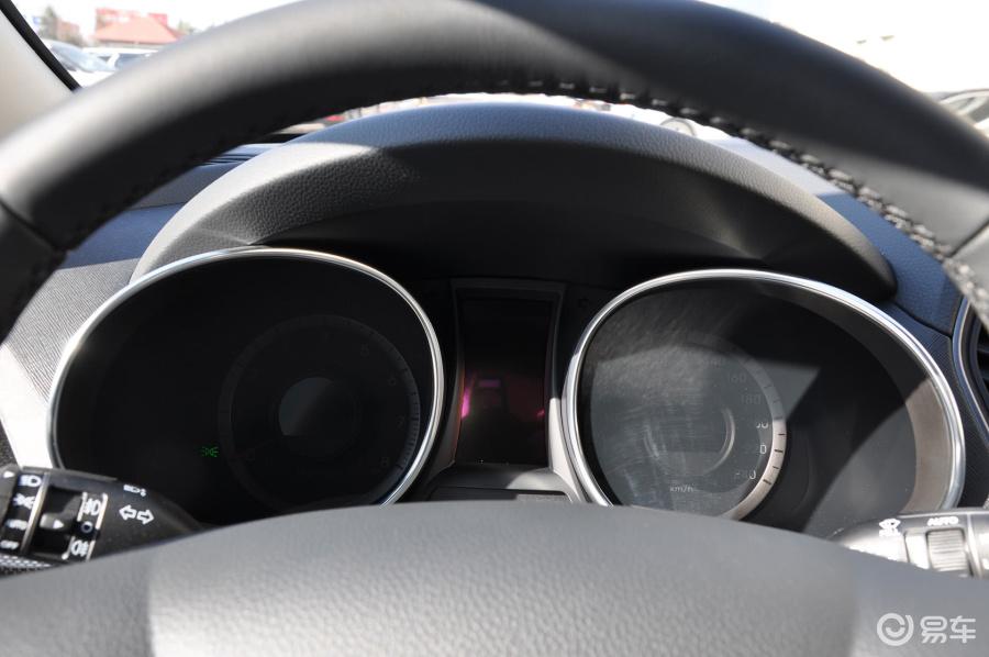 【格锐2016款2.0T7座四驱舒适版汽车仪表图金杯海狮配件中门汽车图片