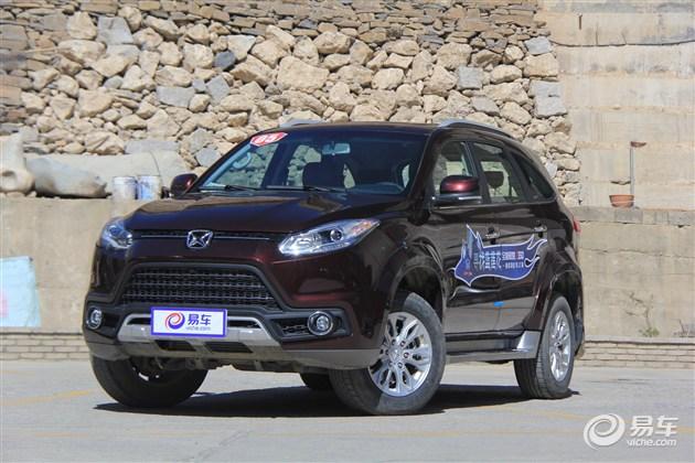 新驭胜S350柴油版上市 售12.98万-15.38万