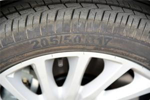 帝豪EV300轮胎规格