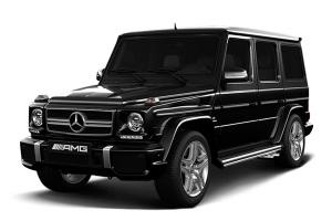 进口奔驰G级AMG          磁铁黑色