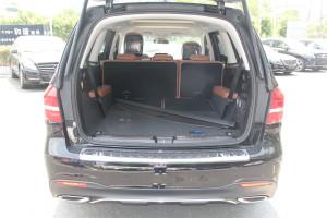 进口奔驰GLS级 行李箱空间