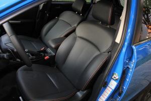 斯巴鲁XV(进口)驾驶员座椅图片