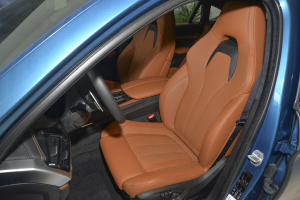 宝马X6 M(进口)驾驶员座椅图片