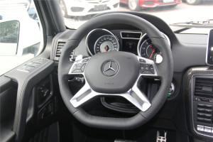 进口奔驰G级AMG          方向盘