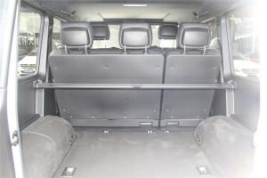 进口奔驰G级AMG          行李箱空间