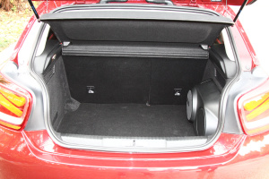 DS 4S行李箱空间图片