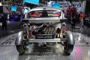 丰田JIXIE概念车丰田JIXIE概念车图片