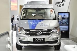 上汽大通MAXUS V80燃料电池车