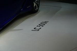 雷克萨斯LC500h