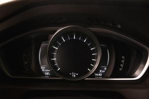 沃尔沃V40 Cross Country 仪表盘背光显示