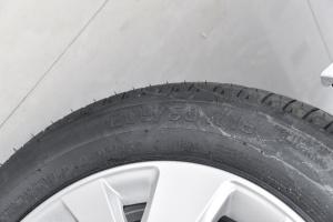 C4毕加索轮胎规格