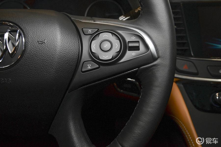 【君越2016款28t 旗舰型方向盘功能键(右)汽车图片