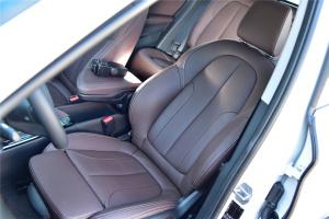 宝马X1驾驶员座椅图片