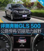 奔驰GLS级(进口)GLS 500评测图片