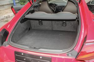 奥迪TT(进口)行李箱空间图片