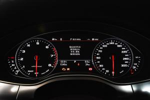 奥迪A6 allroad仪表盘背光显示图片