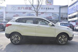 绅宝X55正侧(车头向右)图片