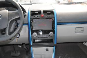 EV系列中控台整体图片