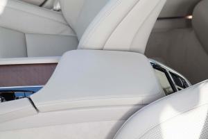 S90前排中央扶手箱