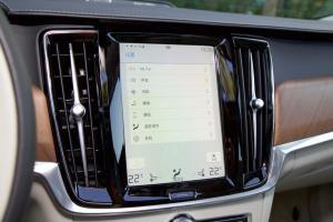 S90中控台驾驶员方向
