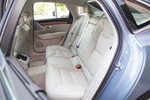 沃尔沃S90(进口)后排座椅图片