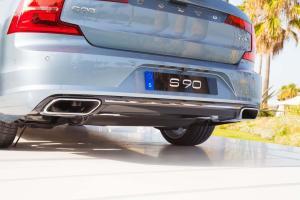 S90排气管(排气管装饰罩)