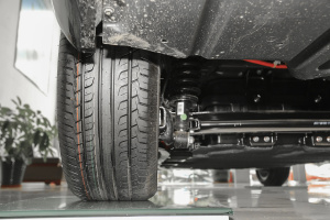 帝豪EV轮胎花纹
