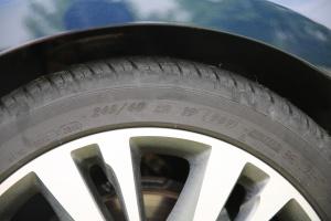 MKZ轮胎规格