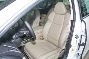 讴歌TLX驾驶员座椅图片