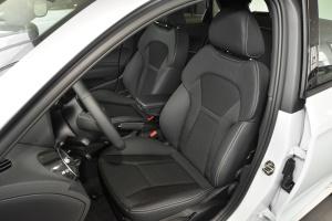 奥迪A1驾驶员座椅图片