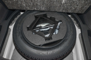 广汽传祺GS4 备胎