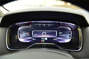 雪铁龙C6仪表盘背光显示图片