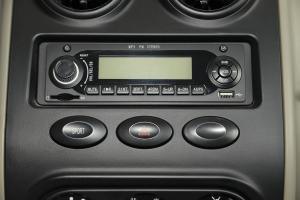 全球鹰K10D中控台音响控制键图片