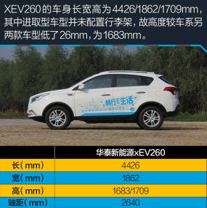 华泰XEV260XEV260 图解图片