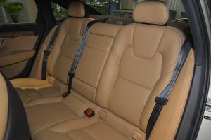 进口沃尔沃S90 后排座椅