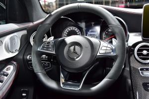 进口奔驰GLC级AMG轿跑SUV AMG GLC 内饰