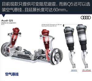 奥迪Q5全新Q5图解图片