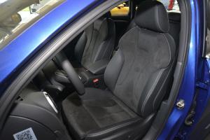 奥迪S3驾驶员座椅图片
