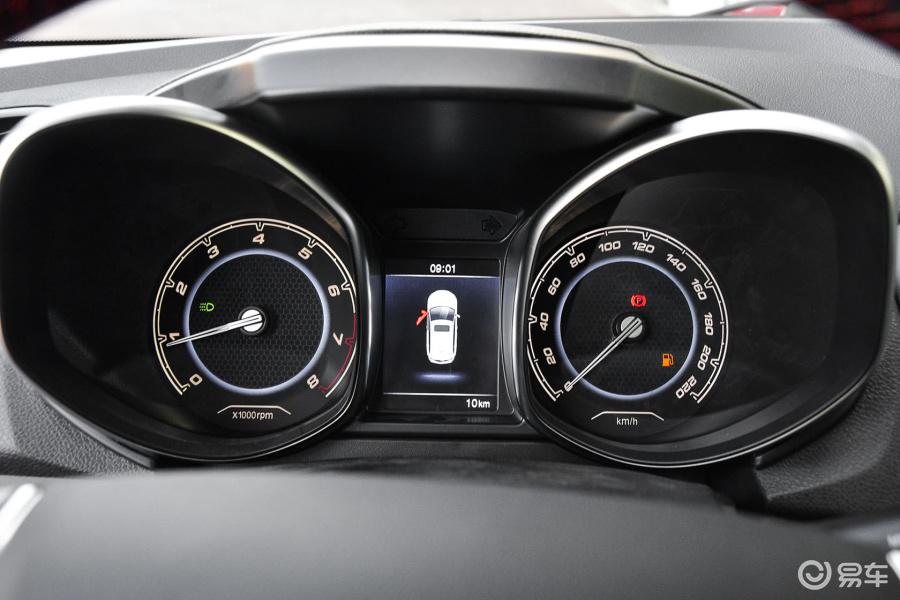 【瑞虎52017款1.5TMT舒适版仪表汽车图片-汽宝马3系换尾标图片